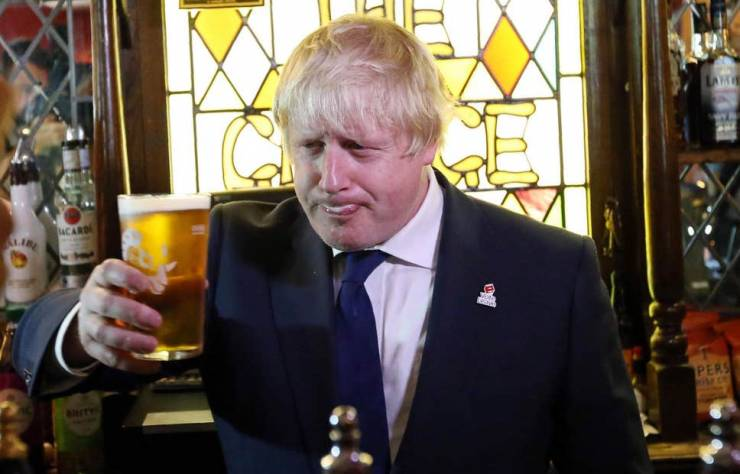 Why can't we work, Boris?
